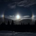 Triple Lune en Alaska