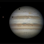 Ombres sur Jupiter