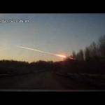 Le grand météore russe de 2013