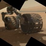 Tout roule pour Curiosity