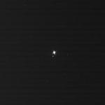 La Terre et la Lune vues de Saturne