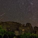 Nuits des étoiles filantes : Perséides sur les Météores