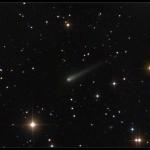 La comète ISON approche