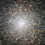 L'amas globulaire M15 vu par Hubble -