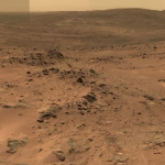 Le panorama Everest sur Mars