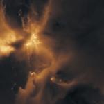 Les jets de particules de HH 24