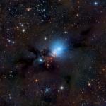 Au travers des poussières de NGC 1333