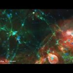 Illustris, une simulation de l'Univers