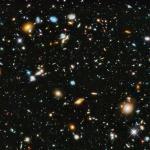 Mise à jour du champ ultra profond d'Hubble