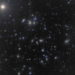 L'amas de galaxies d'Hercule