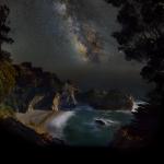 Crique avec vue galactique, le retour