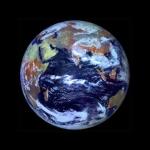 Terre à l'équinoxe