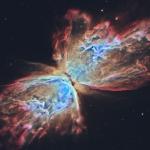 Le Papillon vu par Hubble