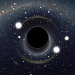 Trop près d'un trou noir -