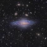 Vers NGC 7331 et au-delà