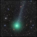 Une comète pour Noël