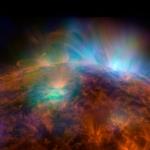 Le Soleil en rayons X par NuSTAR