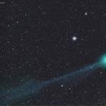 Une comète visible à l'oeil nu !