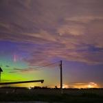 Etoiles, farfadets, nuages et aurores