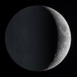 Reflets de Terre sur la Lune