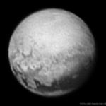 Géologie sur Pluton