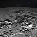 Vol au-dessus de Pluton