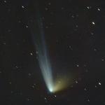 Filés d'étoiles et queues de comète