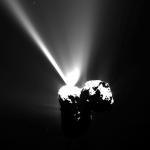 Churyumov-Gerasimenko approche du périhélie