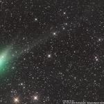 La comète Catalina sera-t-elle visible à l'oeil nu ?