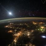 Sprites depuis l'espace
