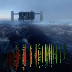 Lointains neutrinos détectés sous la glace Antarctique