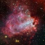 La fabrique à étoiles Messier 17