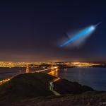 Un missile inattendu à San Francisco -