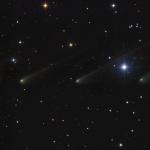La comète de Rosetta et Philae s'éloigne