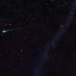 Comètes, étoiles et météore