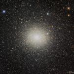 Omega du Centaure, le plus brillant des amas globulaires
