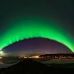 Aurores polaires sur la Suède