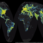 Nouvel atlas de la pollution lumineuse