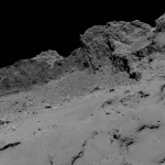 Les adieux de Rosetta