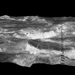 Les montagnes cylindriques de Vénus
