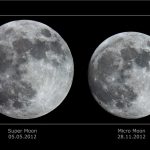 Super Lune vs. Micro Lune