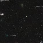 Tourbillon et comètes