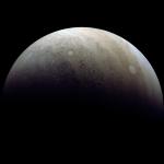 Le Sud de Jupiter lors du 3ème périastre
