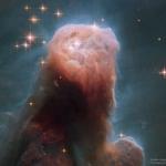 La nébuleuse du Cône par Hubble