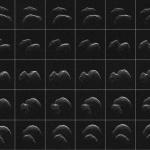 Premières images de l'astéroïde 2014 JO25