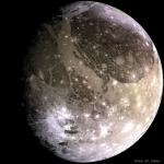 La plus grande lune de tout le Système solaire