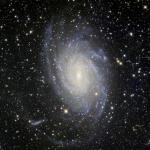 La galaxie spirale NGC 6744