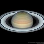 Saturne près de l'opposition