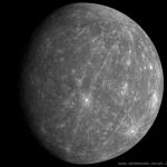 Mercure révélée par MESSENGER -