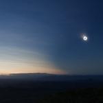 Condensé d'éclipse de Soleil